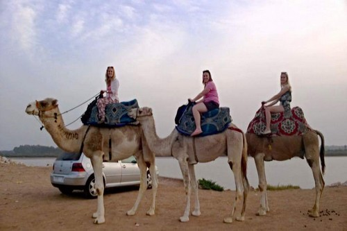Camel Riding Discovery