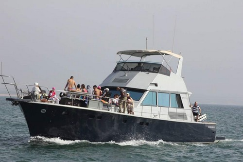 Agadir Discovery Excursion Boat