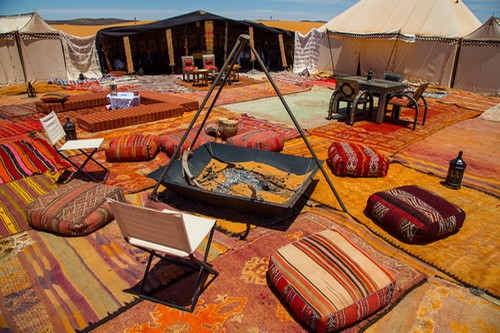 Desert Luxury Camp Tour